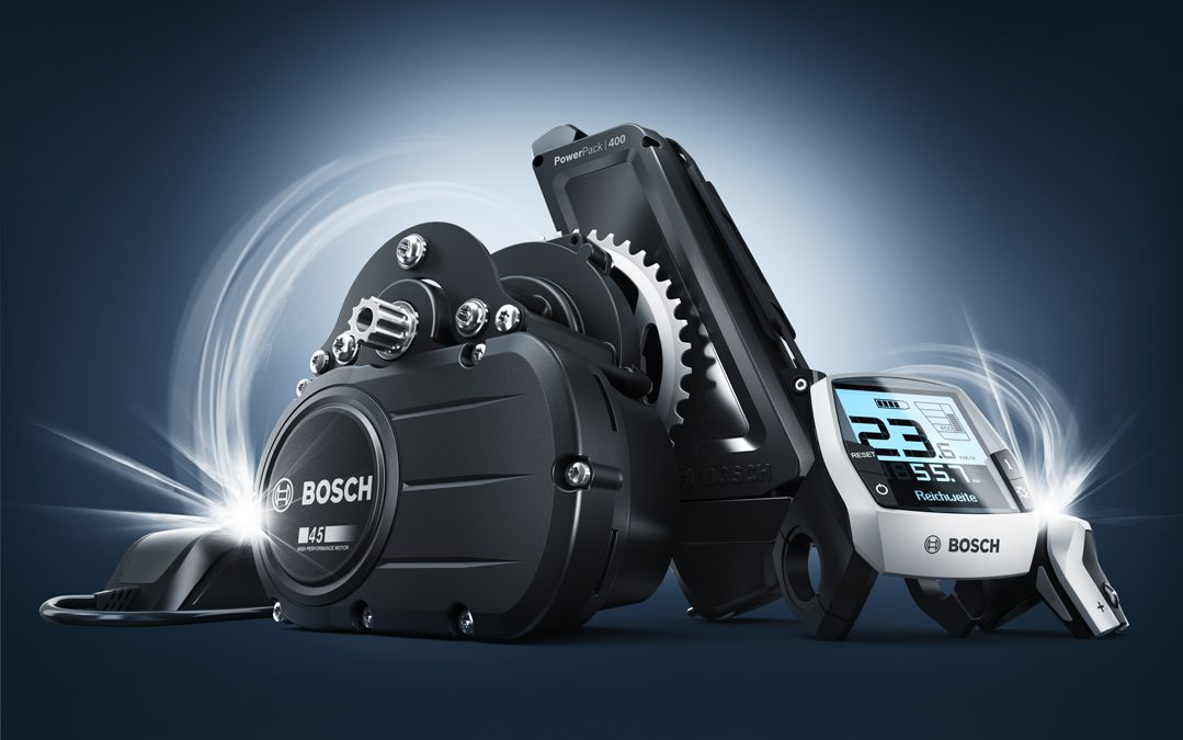 New Bosch eBike system
