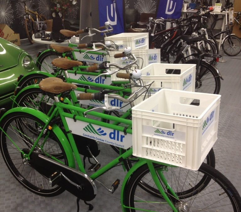 Delivery of DLR County Council Bear Bikes