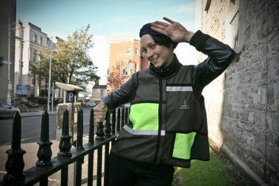 High Vis Vest - Greenaer