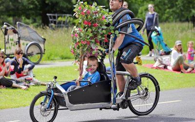 Photo Gallery of the Irish Cargo Bike Championships