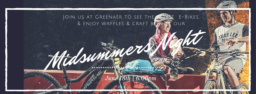 Midsummers Night @Greenaer