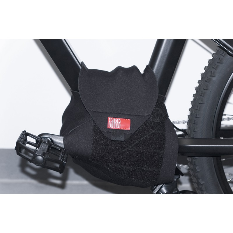e-Bike Mid Mounted Motor Cover