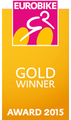 eurobike gold winner award