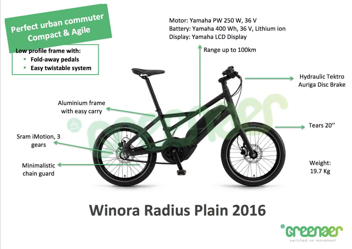 Radius plain - 2