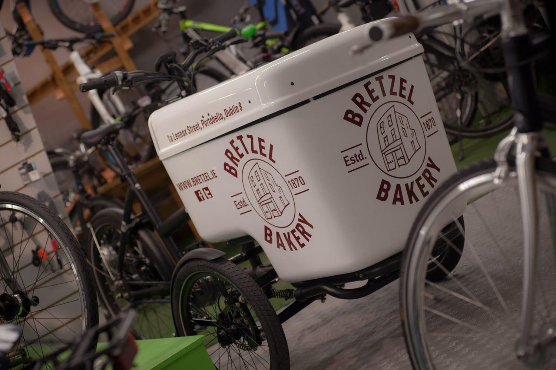 Butchers Bicycle Mk1 E Electric Greenaer