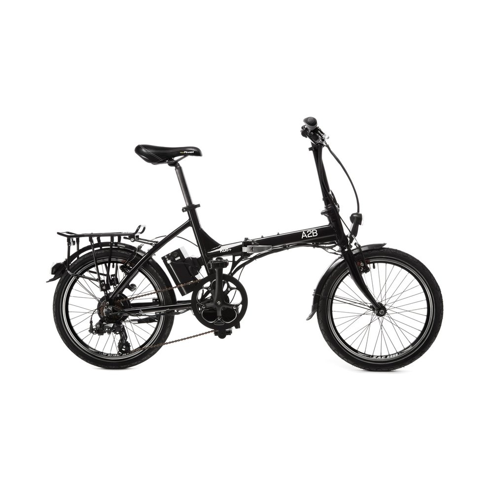 A2b Kuo Folding Ebike Greenaer