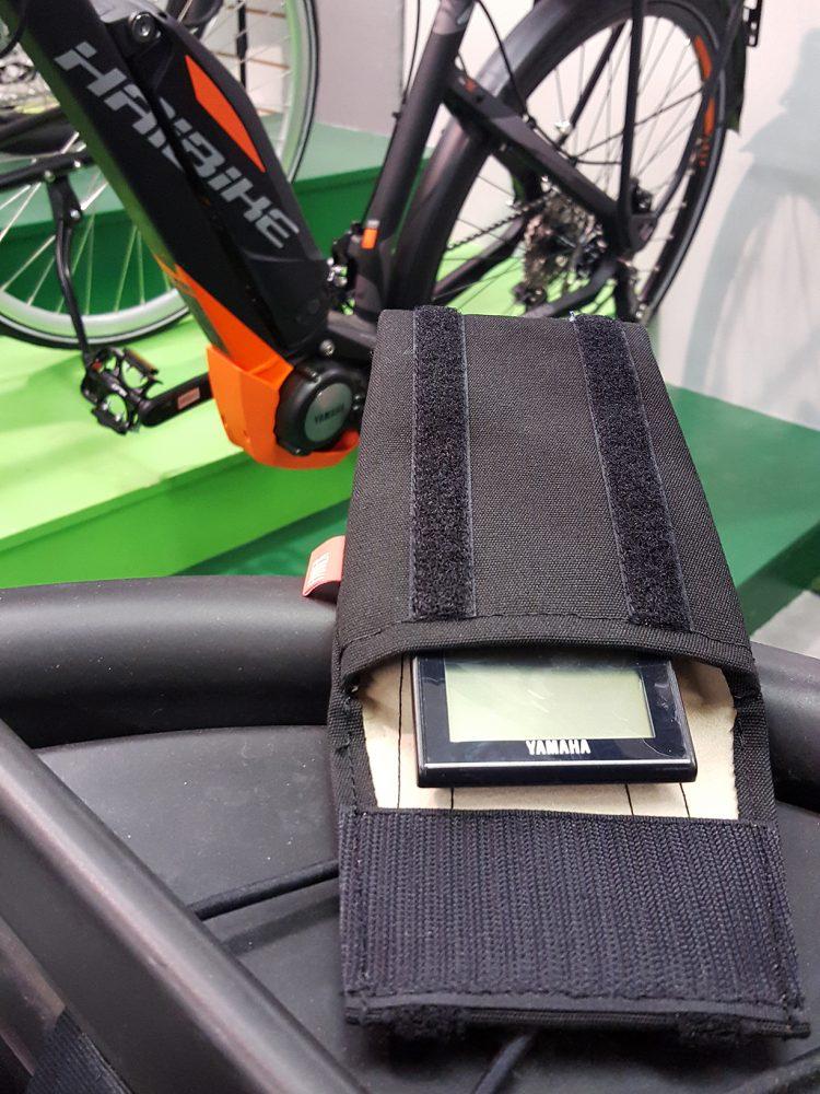 e bike display sleeve greenaer. Black Bedroom Furniture Sets. Home Design Ideas