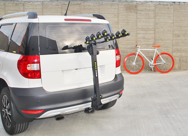 Buzz Rack Moose 3 Bike Carrier Greenaer