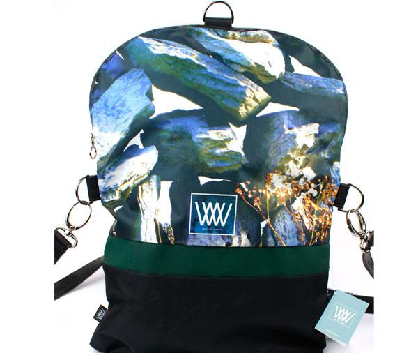 Wild by Water – Backpack / Cross-body bag
