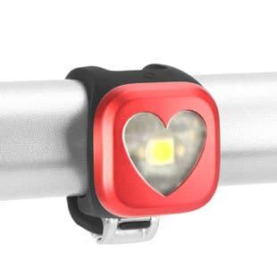 Knog Blinder 1 heart - front llight