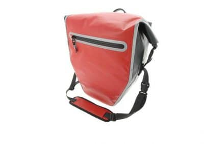 Beck Dr.y Pannier Red