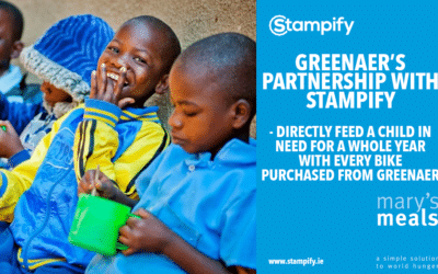 Greenaer Launches Stampify Loyalty Program to help fight world Hunger