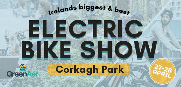 Irelands First & Largest Electric Bike Show