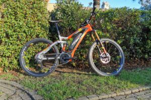 Haibike Xduro ALLMTN 10.0 (2018) – Pre Owned *Low Mileage*