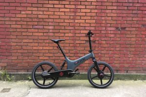 Gocycle GS (2018) – Pre Owned – SOLD