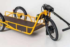Carla Cargo – ECARLA Electric Trailer