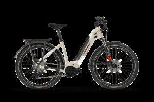 2021 Haibike Sduro Trekking 4.0 Lowstep