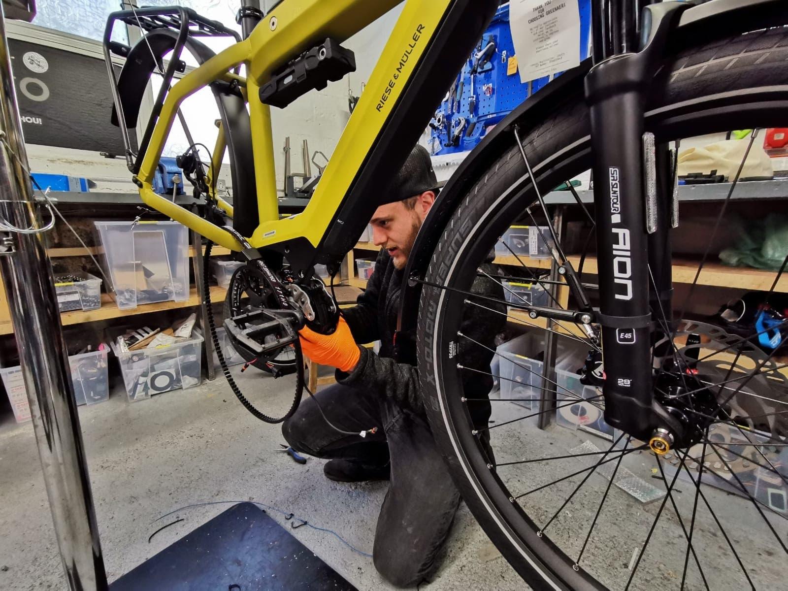 We Are Hiring – E-bike Mechanic, Cork!!